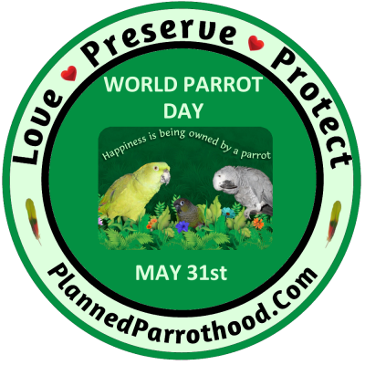 Parrot Day